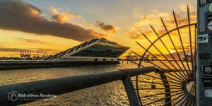 Hamburg Bild des Dockland